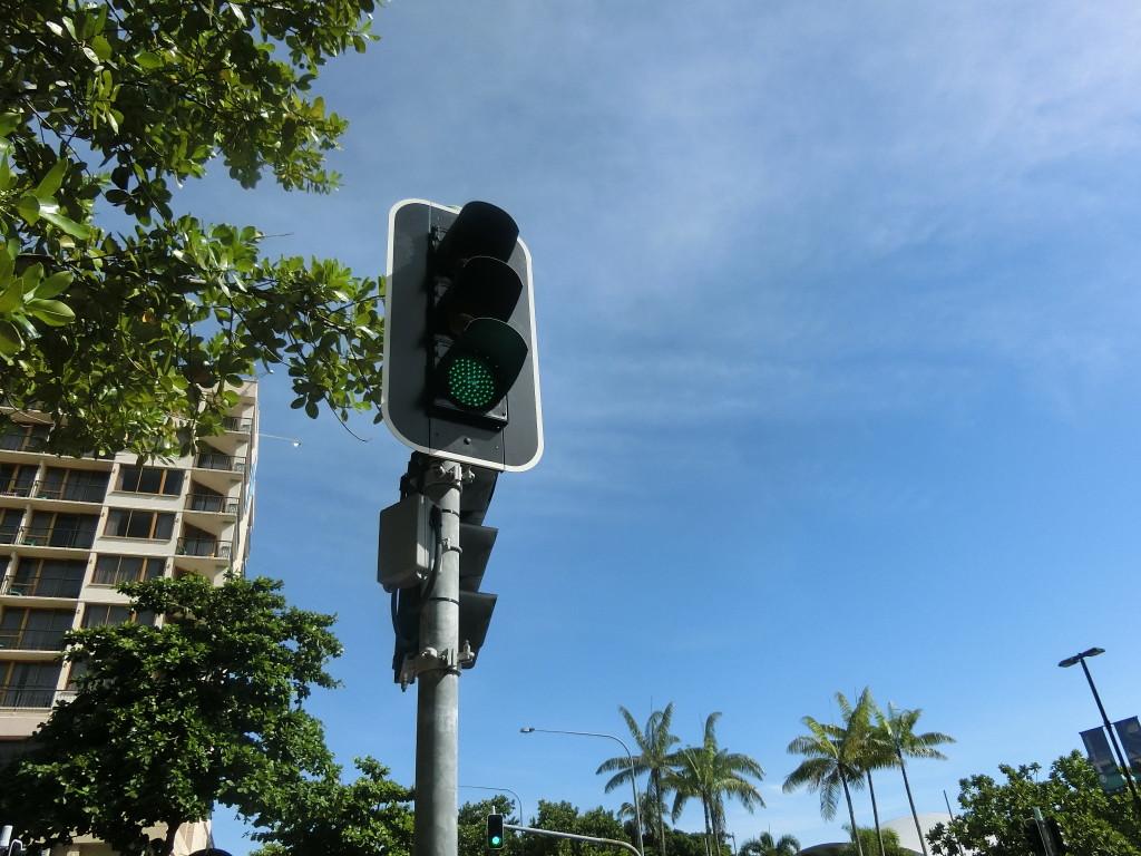オーストラリアの信号